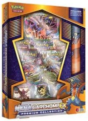 Pokemon TCG: Mega Garchomp Ex Collection Box
