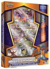 Pokemon TCG: Mega Garchomp Ex Collection Box