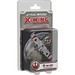 Star Wars X-Wing miniatures game K-Wing pack fantasy flight