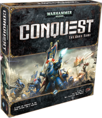 Warhammer 40K Conquest LCG: base/core FFG