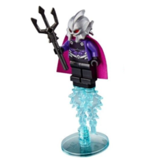 LEGO Batman: Ocean Master minifigure + trident 76116 authentic