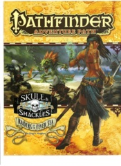 Pathfinder Adventure Path #56 Skull & Shackles Chapter 2:
