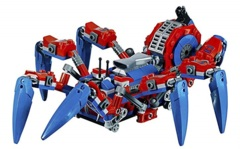 LEGO Spider-Man: Spider-Man's Spider Crawler, box, instructions 76114 NO MINIFIGS authentic
