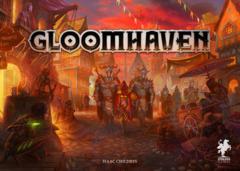 Gloomhaven: board game 2nd printing