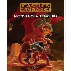 Castles and Crusades RPG: PRESALE Monsters & Treasures complete