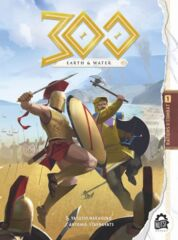 300 - Earth & Water: PRESALE board game ares