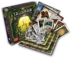 Talisman: The Woodlands expansion revised 4th edition FFG