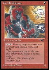 Gorilla Shaman (b)