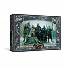 A Song of Ice & Fire Miniatures Game: PRESALE Heroes #1 box
