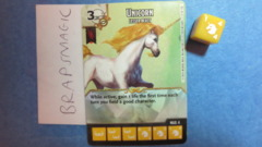 Dungeons & Dragons Dice Masters: Unicorn, Lesser (common)