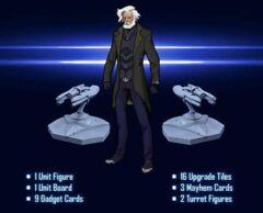 Agents of Mayhem: PRESALE Hammersmith expansion board game