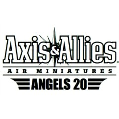 Axis & Allies Angels 20 miniatures: 8-count Booster Case