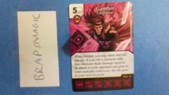 Marvel Dice Masters: Gambit, Cardsharp #107 (rare)