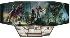Torg Eternity RPG: PRESALE The Living Land GM Screen