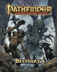 Pathfinder RPG Roleplaying Game: Bestiary 4