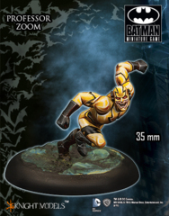 Batman Miniature Game: Professor Zoom Knight Models
