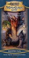 D&D Miniatures: War of the Dragon Queen booster case sealed (6-ct)
