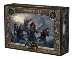 A Song of Ice & Fire Miniatures Game: PRESALE Spearwives unit box
