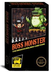 Boss Monster: The Dungeon Building Card Game base/core brotherwise