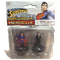 Heroclix: Superman 2-figure starter kit