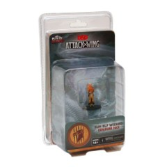 D&D Dungeons & Dragons Attack Wing: Sun Elf Wizard expansion pack