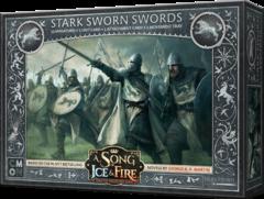 A Song of Ice & Fire Miniatures Game: PRESALE Stark Sworn Swords unit box