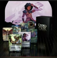 MTG: Secret Lair Black is Magic FOIL sealed