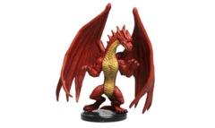 Medium Red Dragon - Pathfinder Evolution Boxed Set