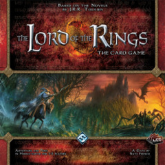 Lord of the Rings LCG: living card game base/core set FFG