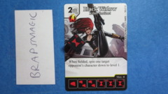 Marvel Dice Masters: Black Widow, Killer Instinct #100 (rare)
