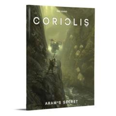 Coriolis RPG Roleplaying Game: PRESALE Aram's Secret modiphius