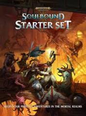 Age of Sigmar - Soulbound RPG: PRESALE starter set
