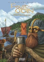 A Feast for Odin: PRESALE The Norwegians expansion board game z-man