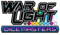 DC Dice Masters: War of Light Dice Building Game Collector Box wizkids