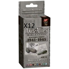 Axis & Allies: Eastern Front sealed booster case (12-count)