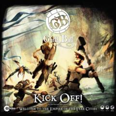 Guild Ball Kick Off! 2-Player Starter Set board game