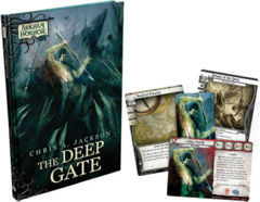 Arkham Horror LCG: living card game The Deep Gate hardcover