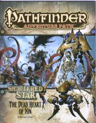 Pathfinder Adventure Path #66 Shattered Star Chapter 6:
