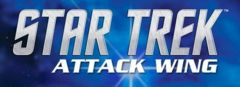 Star Trek Attack Wing: Bajoran Lightship expansion pack wizkids