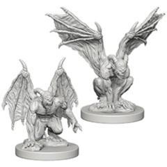 D&D Nolzur's Marvelous Unpainted Minis: Gargoyles (pack of 2)