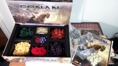 Age of Conan: Strategy Board Game - Used, Excellent Condition - FFG