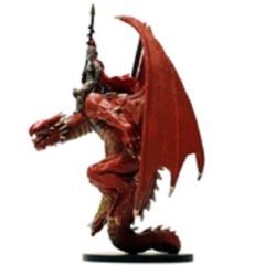 Red Dragonkin Rider