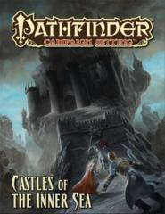 Pathfinder Campaign Setting RPG Roleplaying Game: Castles of the Inner Sea