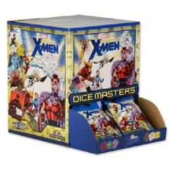 Marvel Dice Masters: The Uncanny X-men 90-ct Booster Display Dice Building Game wizkids