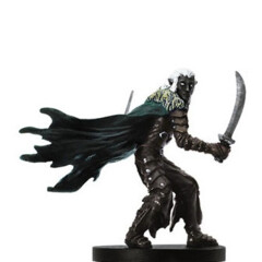 Drizzt, Drow Ranger (limited edition)