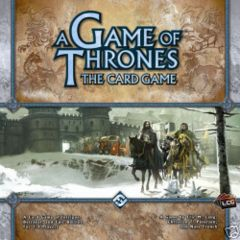 A Game of Thrones LCG base/core set FFG