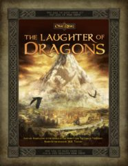The One Ring RPG: The Laughter of Dragons supplement cubicle 7