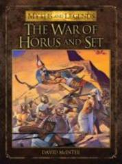 Myths and Legends: The War of Horus and Set book osprey publishing