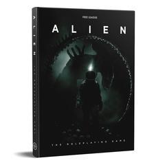 Alien RPG: PRESALE core rulebook free league