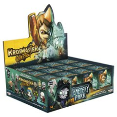 Krosmaster Collection: Cemetery Park display box board game